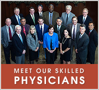 Meet our skilled physicians